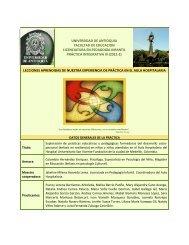 Seminario 3. 2012-02 - Facultad de Educación - Universidad de ...