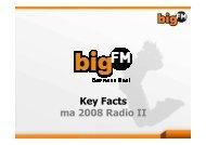 Key Facts ma 2008 Radio II