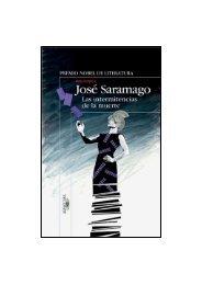 Saramago  jose - las intermitencias de la muerte