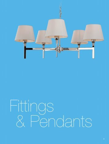 Fittings And Pendants - Firstlight products