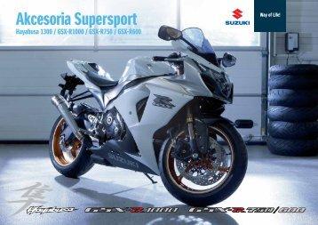 SuperSport 2009 - Suzuki Motor Poland