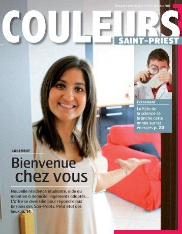 Télécharger le n°235 (Octobre 2012) - Saint-Priest