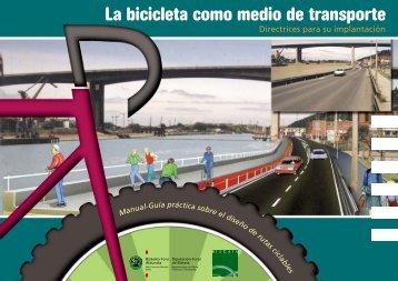 La bicicleta como medio de transporte - La ciudad de las bicis
