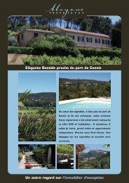 Un autre regard sur l'immobilier d'exception Elégante Bastide ...