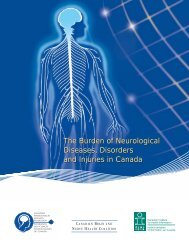 The Burden of Neurological Diseases, Disorders and Injuries in ...
