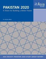 PAKISTAN 2020 - Asia Society