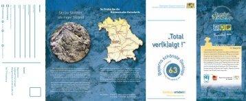 So finden Sie die Riesseekalke Hainsfarth - Geopark Ries