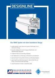 Das VEKA System mit dem besonderen Design - Magdeburger ...