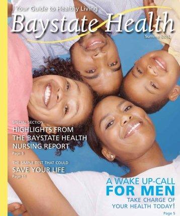 Summer 2012 - Baystate Health
