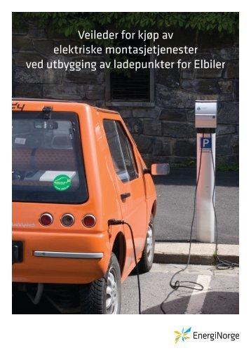 Vedlegg 1 - Energi Norge