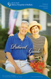 PatientGuide - Catholic Health System