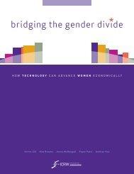 Bridging the Gender Divide in Technology - Changemakers
