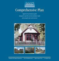 Comprehensive Plan: Tigard's 20-year land use guide - City of Tigard
