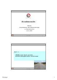 download Mag. Flotzinger Straßenrecht - Inkoba