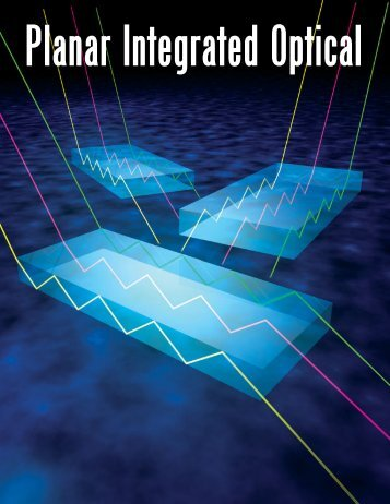 Planar Integrated Optical Waveguide Spectroscopy
