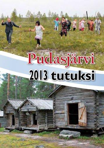 Pudasjärvi Pudasjärvi - Pudasjärvi-lehti ja VKK-Media Oy