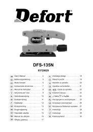 Manual DFS-135N (++).indd - Defort