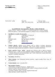 VÚ 6335 Prešov - Školenie osôb zo zákona o verejnom obstarávaní