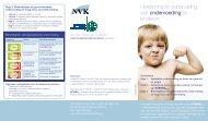 Herkenning en behandeling van ondervoeding bij kinderen