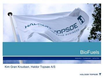 BioFuels - Bioenergi