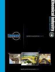 Chemical Market Overview - Fibergrate Composite Structures Inc.