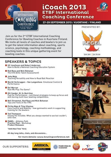 Download - ETBF International Coaching Conference / iCoach 2011 ...