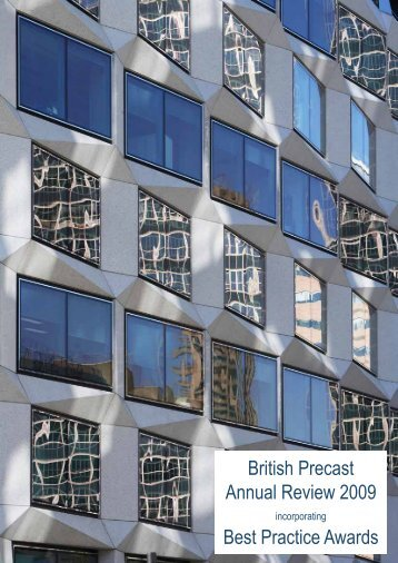 British Precast Annual Review 2009 Best Practice Awards
