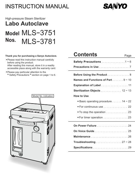 Download ritter m9 autoclave owners manual | diigo groups.