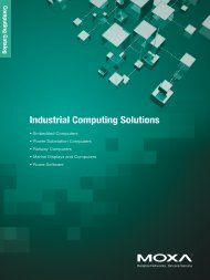 Industrial Computing Solutions - IPC2U