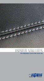 INNER VALUES - König Komfort- und Rennsitze GmbH