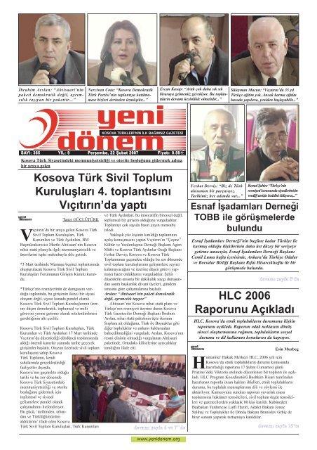 Kosova Prizrenliler Ka Lta R Ve Yarda Mlaaÿma Derneaÿi