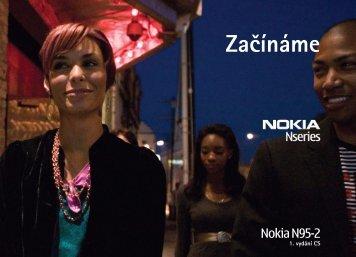 Začínáme - Nokia