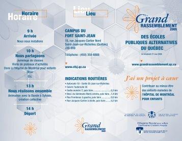 PDF, 266.2 ko - Réseau des écoles publiques alternatives du Québec