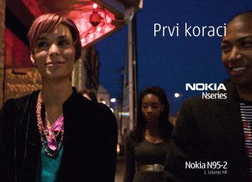 Prvi koraci - Nokia