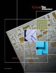 Substrates, MidFilm - CoorsTek