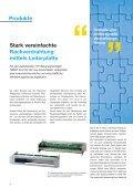 Ihre Anlage bleibt stets verfügbar E-T-A ... - FlowVision GmbH - Seite 4