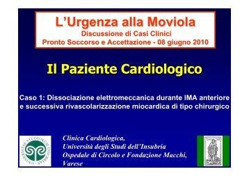 L'Urgenza alla Moviola - Università degli Studi dell'Insubria
