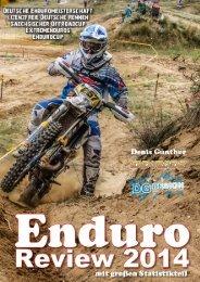 Enduro Review 2014 - Auszug