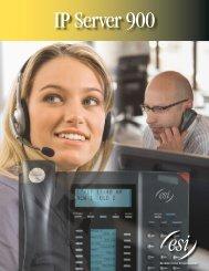 IP Server 900 brochure