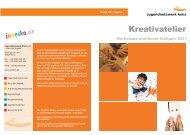 Kreativatelier Sommer2011FlyerA5 - Jugendnetzwerk Konz