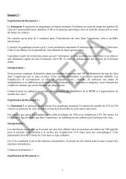 CORRECTIONS EXERCICES CHAPITRE VII - Poly-Prepas