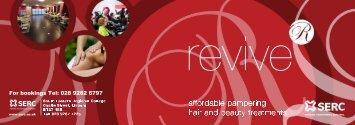 Hair and Beauty - Revive Salon - Price List.pdf