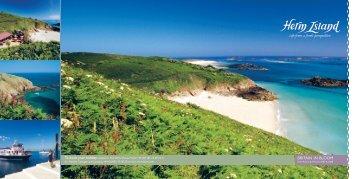 BRITAIN IN BLOOM - Herm Island