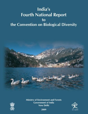 Part 1 - English version (PDF) - Convention on Biological Diversity