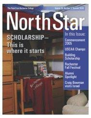 Summer 2005 - Rochester College