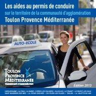 Les aides au permis de conduire - Communauté d'Agglomération ...