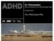 DOWNLOAD hier de pdf met alle Pitches - Stroom Den Haag