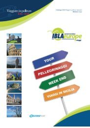 estate 2012 - ibla tour
