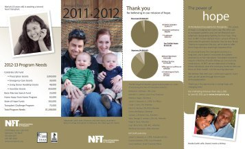 to view the FY 2011-2012 annual report. - National Foundation for ...