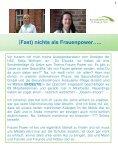 (Fast) nichts als Frauenpower….. - Gesundheitsforum Ambulante ... - Seite 4